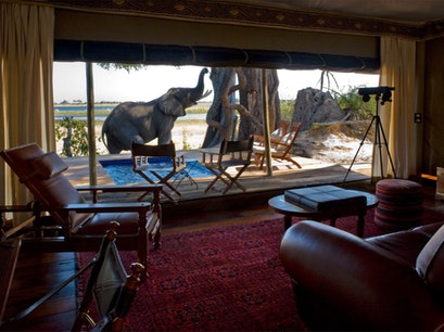 Zarafa Luxury Camp (Wilderness Safaris) Ngamiland North  Botswana