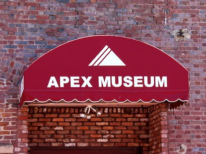 Apex Museum Atlanta Georgia United States