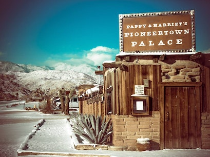Pappy & Harriet's Pioneertown California United States