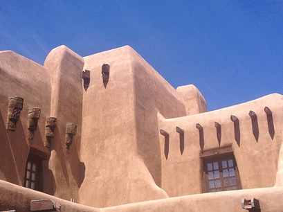 New Mexico Museum of Art Santa Fe New Mexico United States
