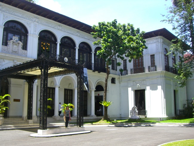 Tour The President's House - Malacanang Palace