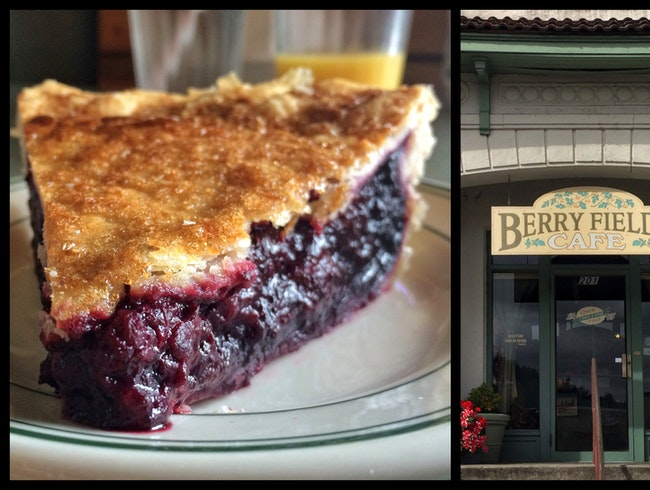 Halfway between Portland & Seattle—time for pie!