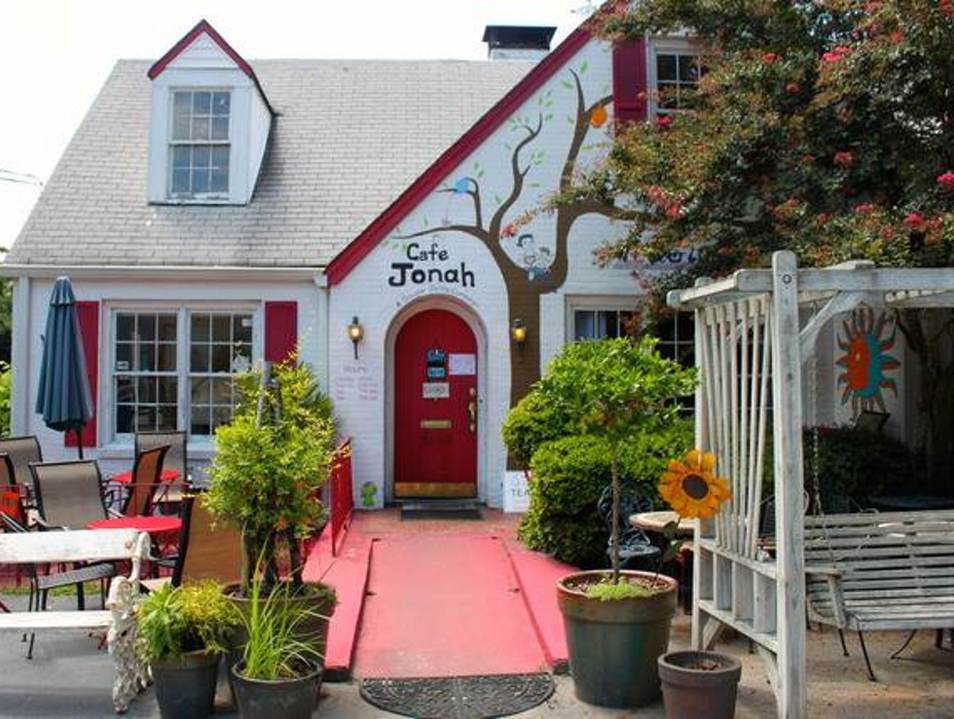 Venture into the Magical Attic at Cafe Jonah