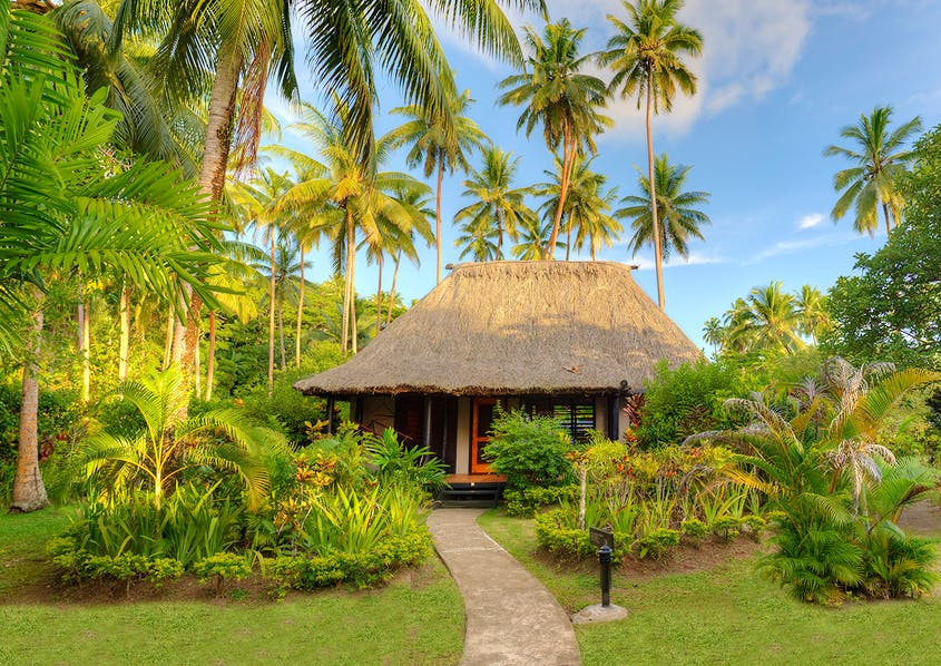 The Best Resorts In Fiji