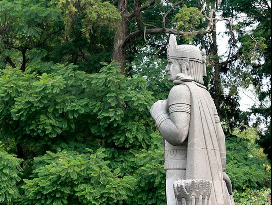 Find Your Green in Chapultepec Park