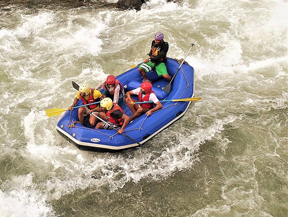 White-Water Rafting Bardez  India