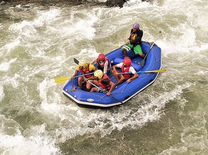 Goa Rafting Bardez  India