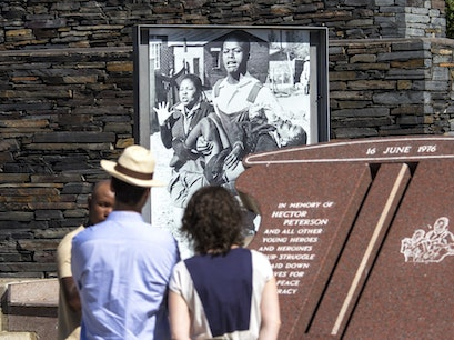 Hector Pieterson Museum Soweto  South Africa