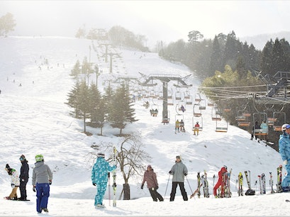 Ski Resorts Toyooka  Japan