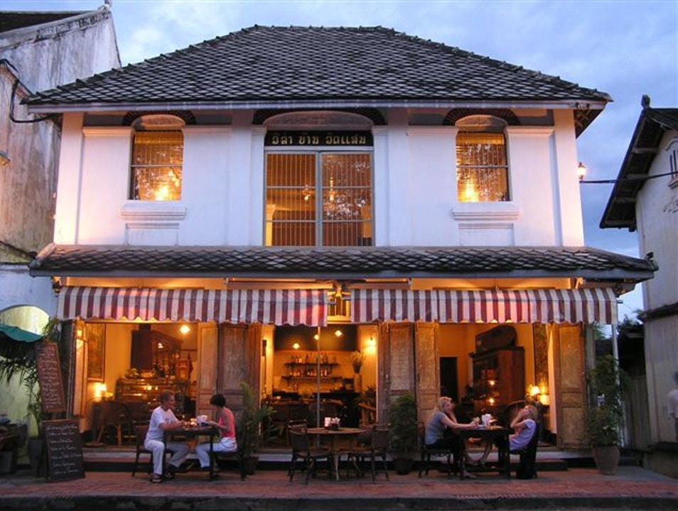 Modern Laos is Epitomized at this Laos Cafe Luang Prabang  Laos
