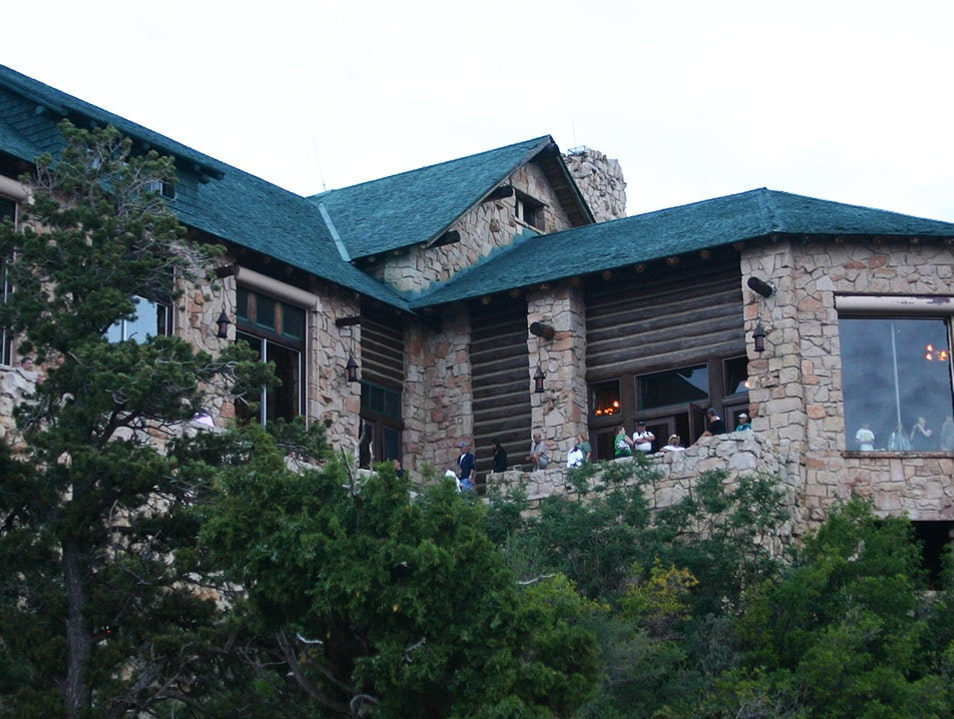 Grand Canyon Lodge North Rim Arizona United States