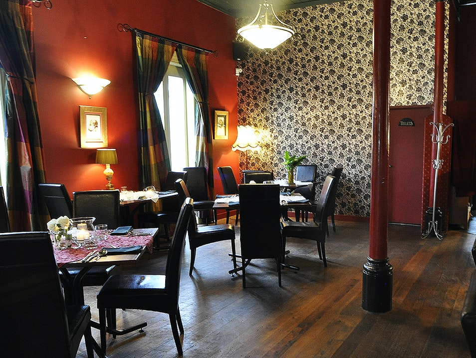 The Trading Rooms Restaurant & Pantry