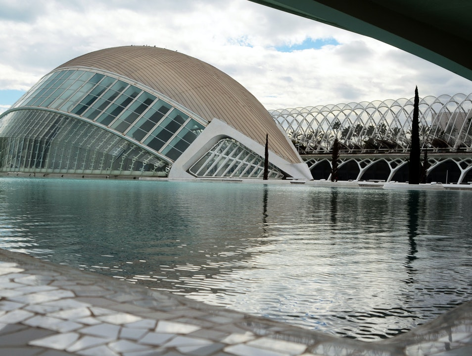 A Home for Arts and Sciences Valencia  Spain
