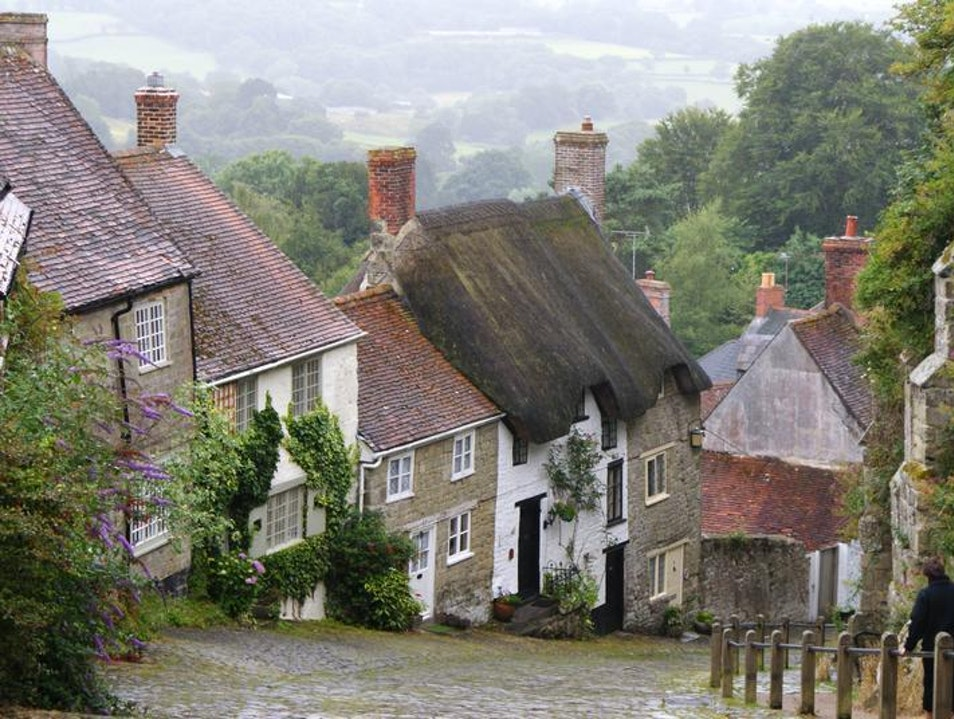 The Salt Cellar, Gold Hill, Shaftesbury Shaftesbury  United Kingdom