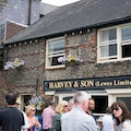 Harveys Brewery Lewes  United Kingdom