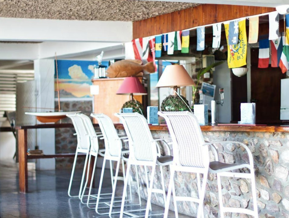 Anchorage Yacht Club Bar and Restaurant Clifton  Saint Vincent and the Grenadines