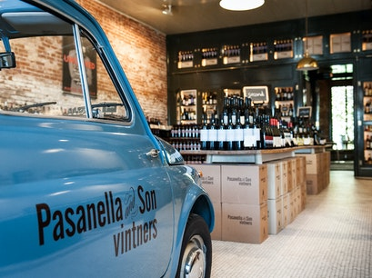 Pasanella & Son Vintners New York New York United States