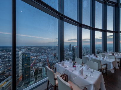 Main Tower Restaurant & Lounge Frankfurt  Germany