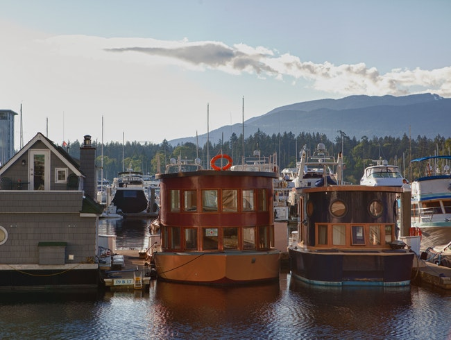 Vancouver House Boats