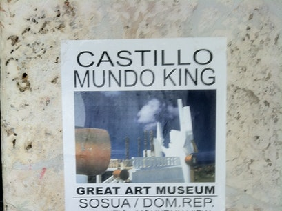 Mundo King Art Museum Sosua  Dominican Republic