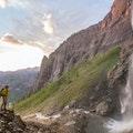 Via Ferrata Telluride Colorado United States