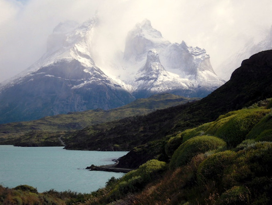 Behold Los Hornos Torres del Paine  Chile