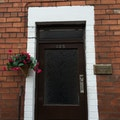 Van Morrison's Childhood Home Belfast  United Kingdom