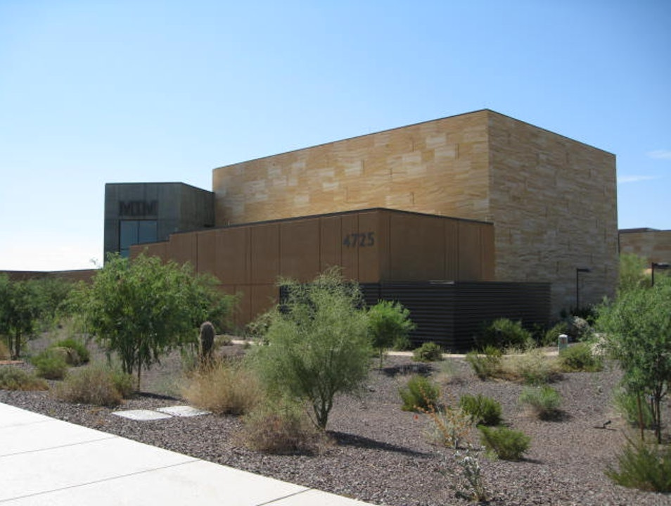Visit the World's Only Global Instrument Museum Phoenix Arizona United States