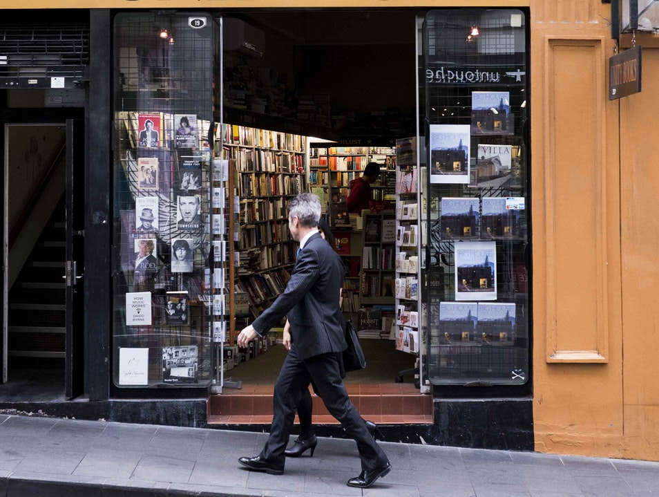 A Bookstore That Brings Us Together  Auckland  New Zealand