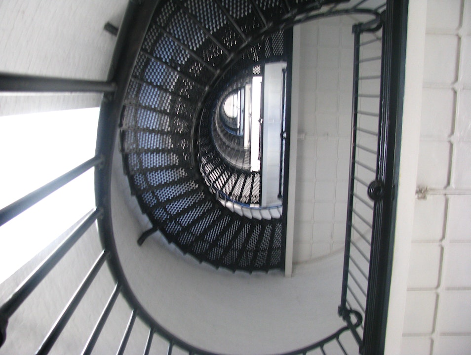 Spiral Stairway of Courage