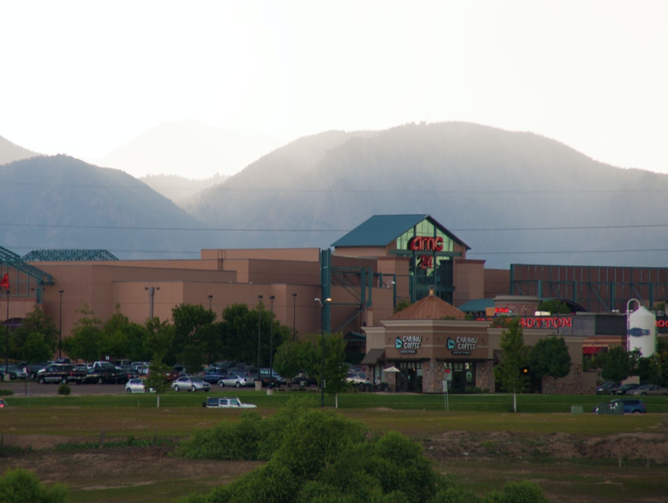 An Open-Air Mall  Westminster Colorado United States