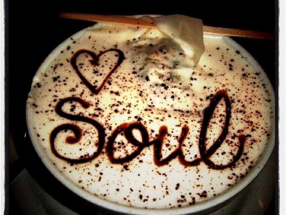 Bowl of Soul at the Naked