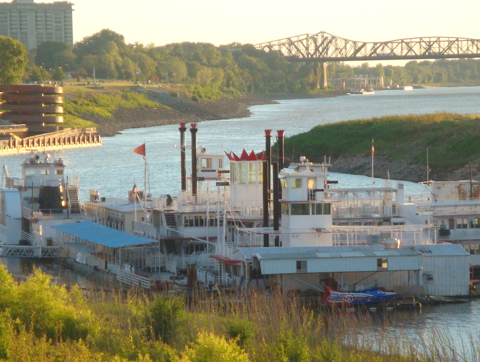Tour the Mississippi River Memphis Tennessee United States