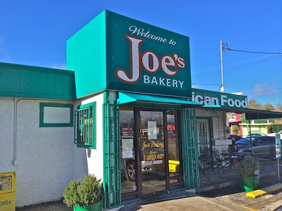 Joe's Bakery & Coffee Shop Austin Texas United States
