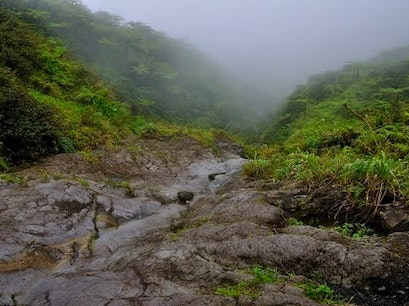 Rabacca Dry River Georgetown  Saint Vincent and the Grenadines