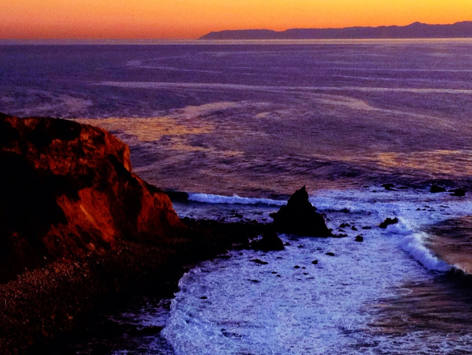 My Favorite Spot To appreciate The Beauty Of nature  Rancho Palos Verdes California United States