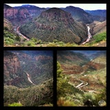 Salt River Canyon, San Carlos Apache Reservation, AZ