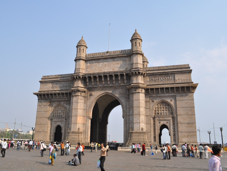 The Gateway to India Mumbai  India