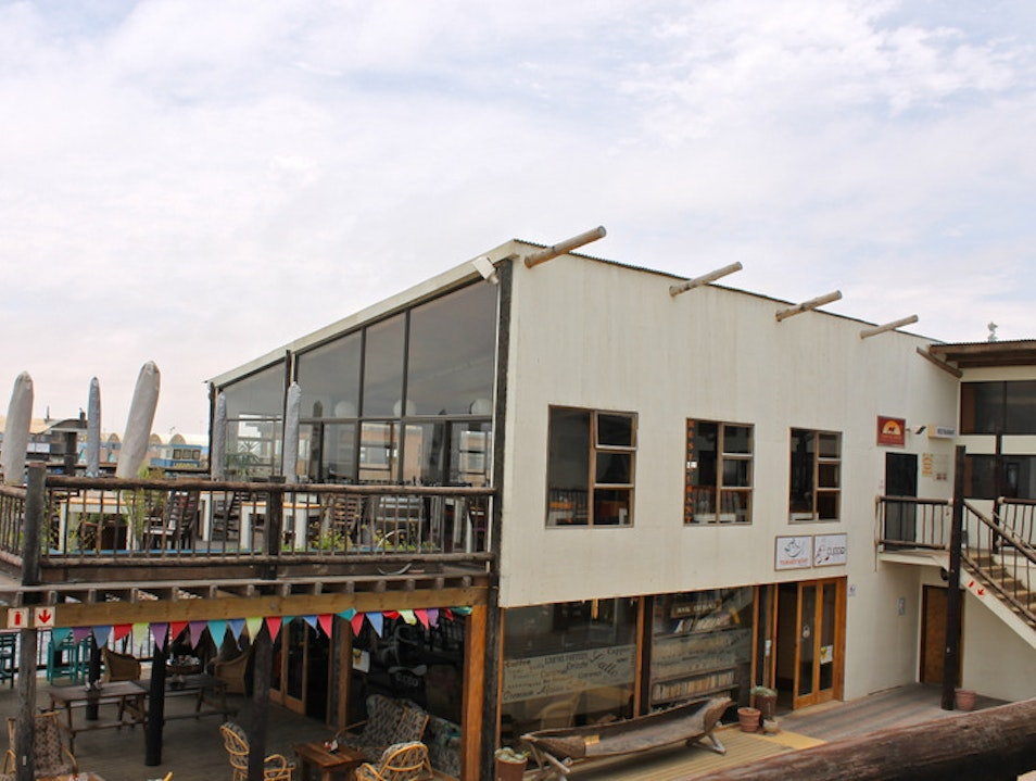French-Fusion Cuisine in Walvis Bay