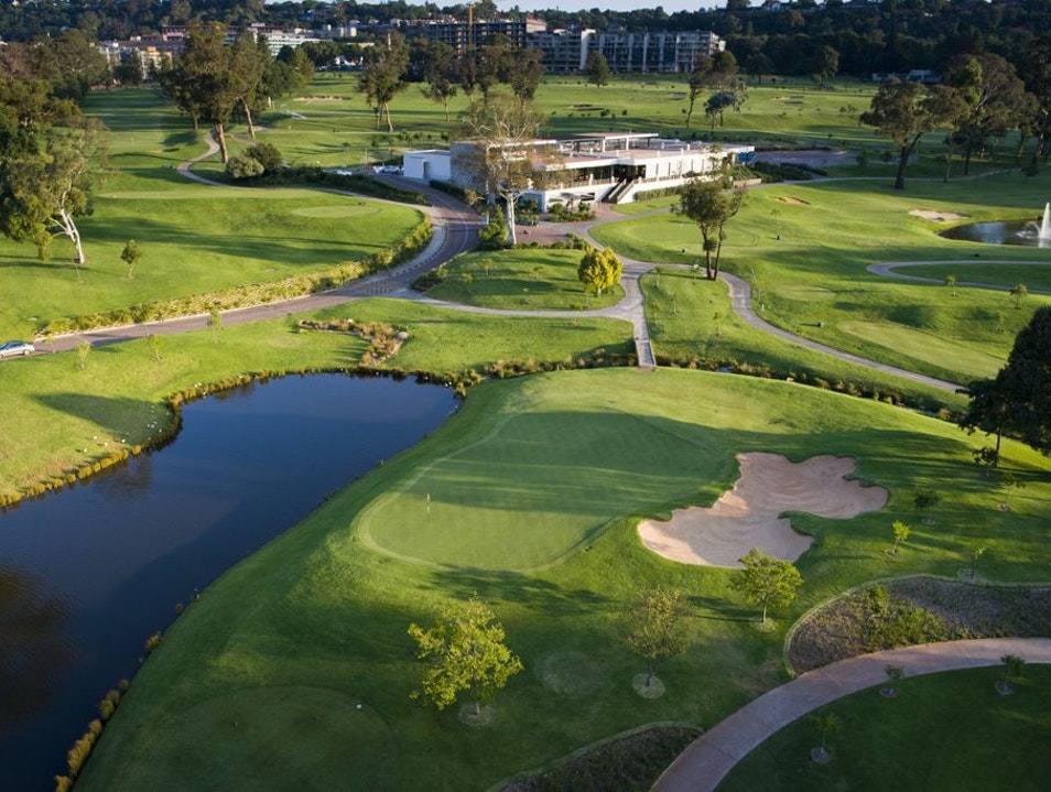 Hit a Hole-in-One at the Houghton Golf Club