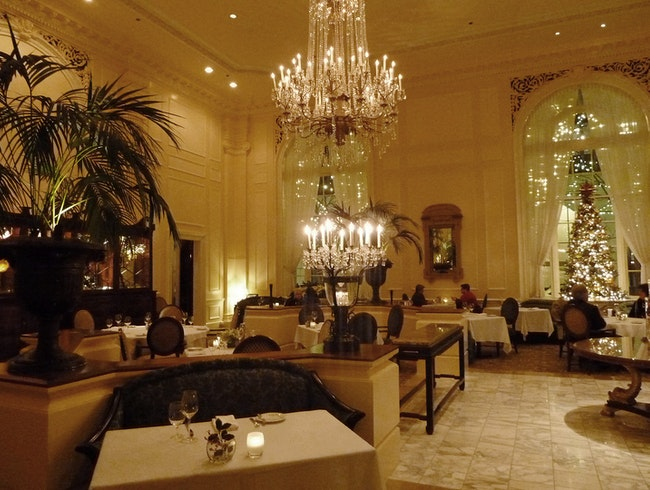 Dine in Grand Style at the Georgian