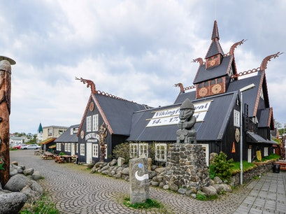 The Viking Village Restaurant  Hafnarfjordur  Iceland
