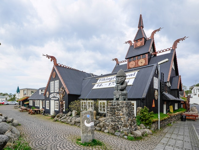 The Viking Village Restaurant