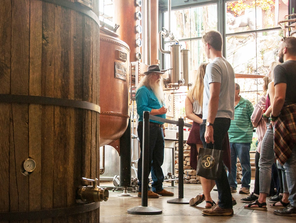 Sugarlands Distilling Company Gatlinburg Tennessee United States