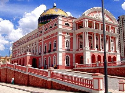 Usina Chaminé Cultural Center Manaus  Brazil