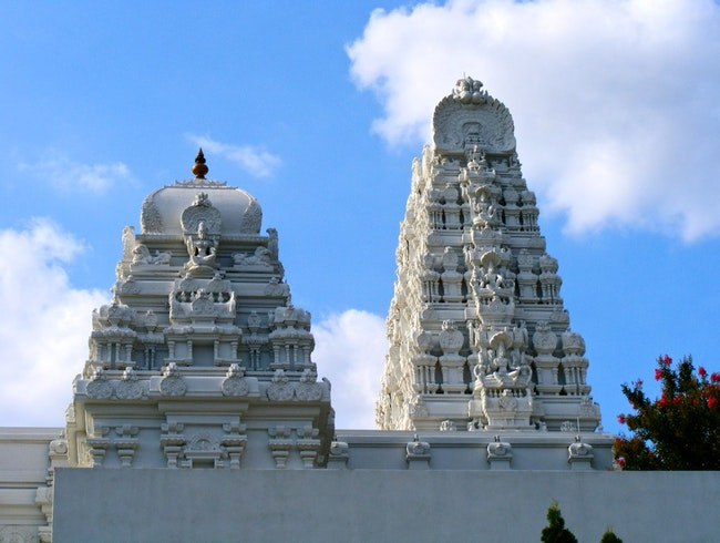 Peace of Mind at Hindu Temple of Atlanta