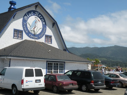 Blue Heron French Cheese Company Tillamook Oregon United States
