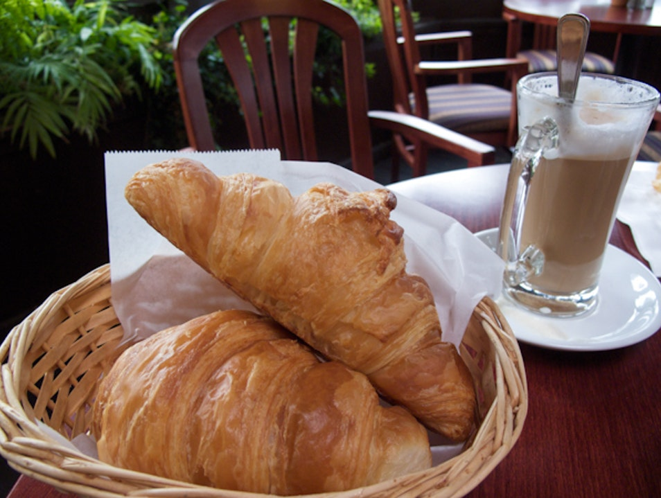 Best croissant in or out of France! Pacific Grove California United States