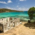 Lameshur Bay Beach Central  United States Virgin Islands