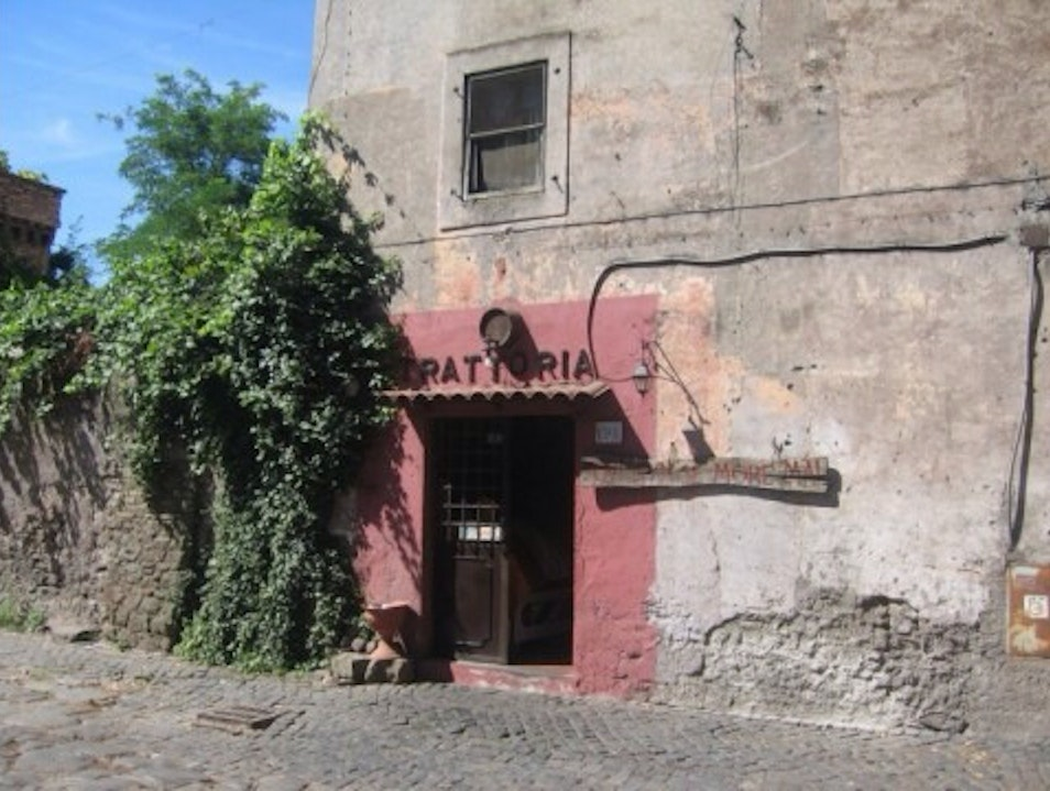 The Appia Antica - Italy Of Yesteryear